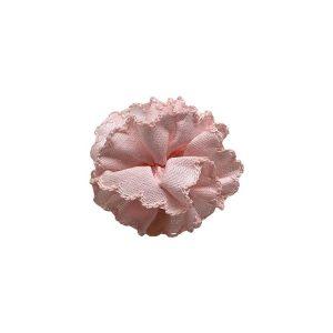 pinza pelo bebe rosa