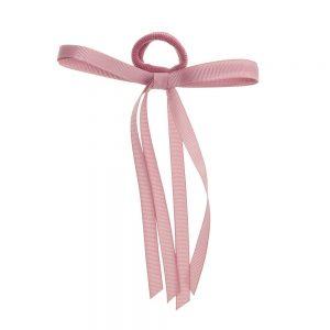 lazo mujer rosa