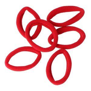 gomas de. pelo rojo