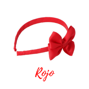 accesorios pelo rojo