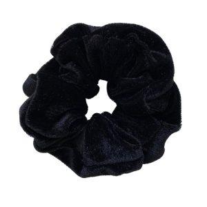 coletero terciopelo negro