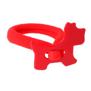 coletero perrito rojo