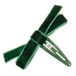 horquilla verde botella niñas