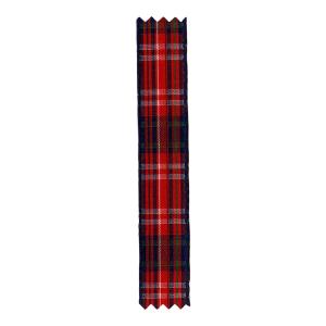 cinta escocesa pelo niñas