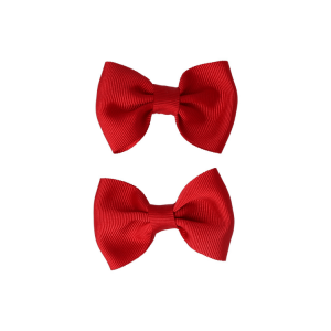 pinzas pico de pato rojo