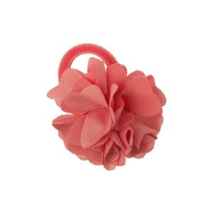 coletero flor lycra coral